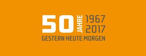 Jubiläum: 50 Jahre